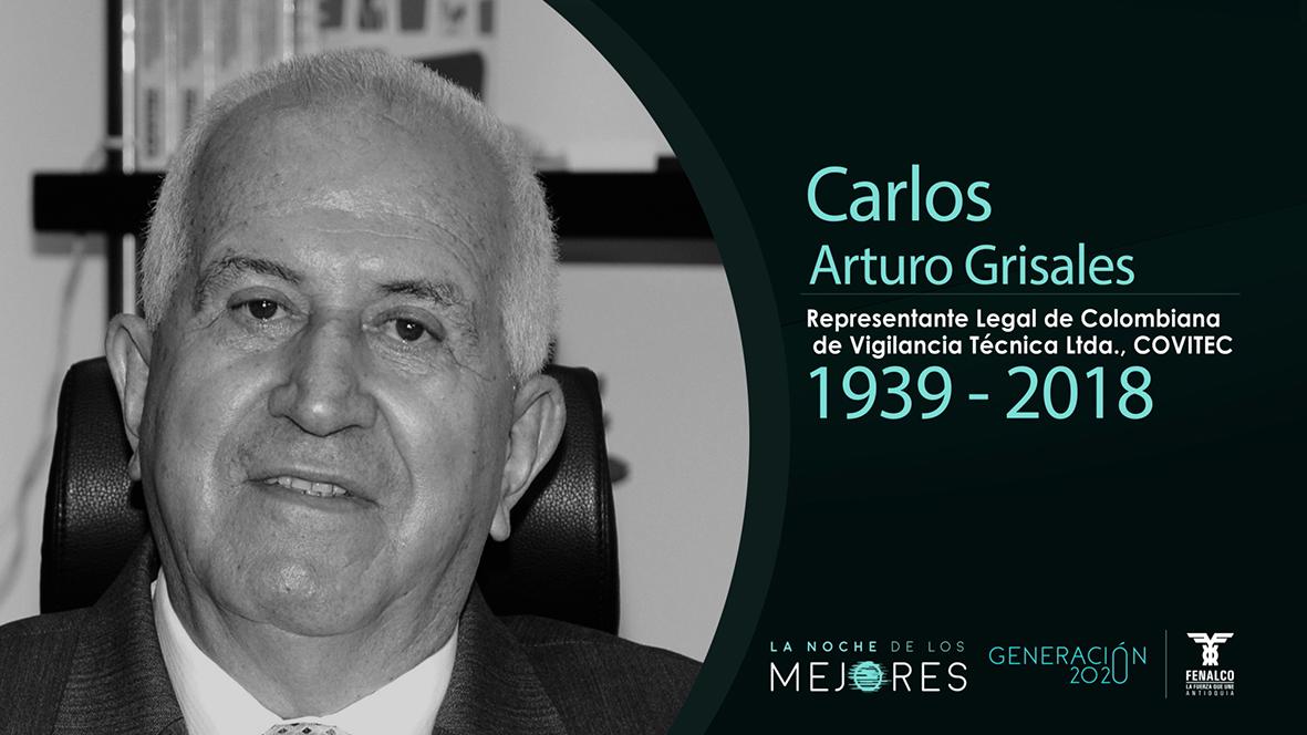 Carlos Arturo Grisales 2