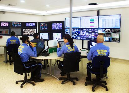 Central de Monitoreo
