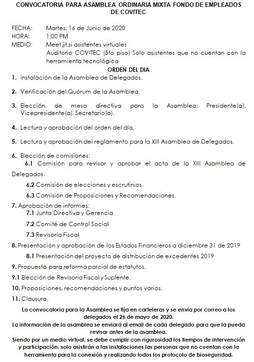 Convocatoria Asamblea 2020-min