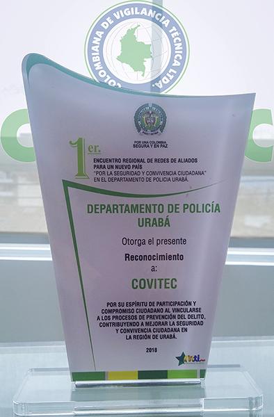 Premio Policia Uraba