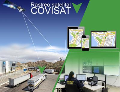 Rastreo Satelital covisat usado